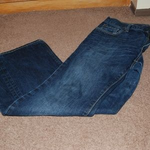 Old Navy Jeans Boot Cut 33x32